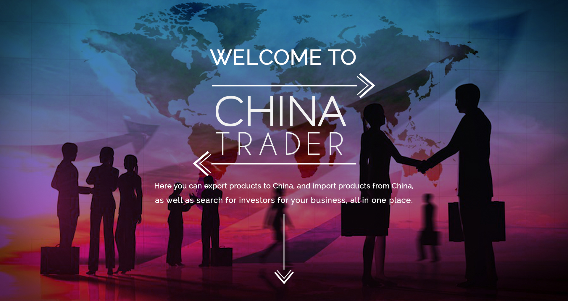 Welcome to CHINA TRADER